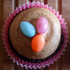 Cupcakes med nougatcreme