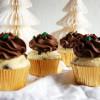 Rom & Rosin Cupcakes