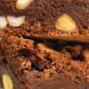 Nøddefyldt Brownie