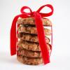 Madblogger Udfordringen: Cookies med tranebær og chokolade